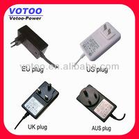 100v-240v 12v 3a eu au to us ac power plug adapter travel converter