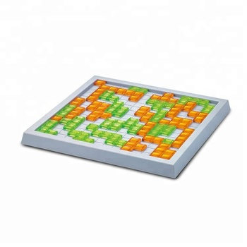 Most Popular Plastic Blokus Game The Strategy Game for Kids