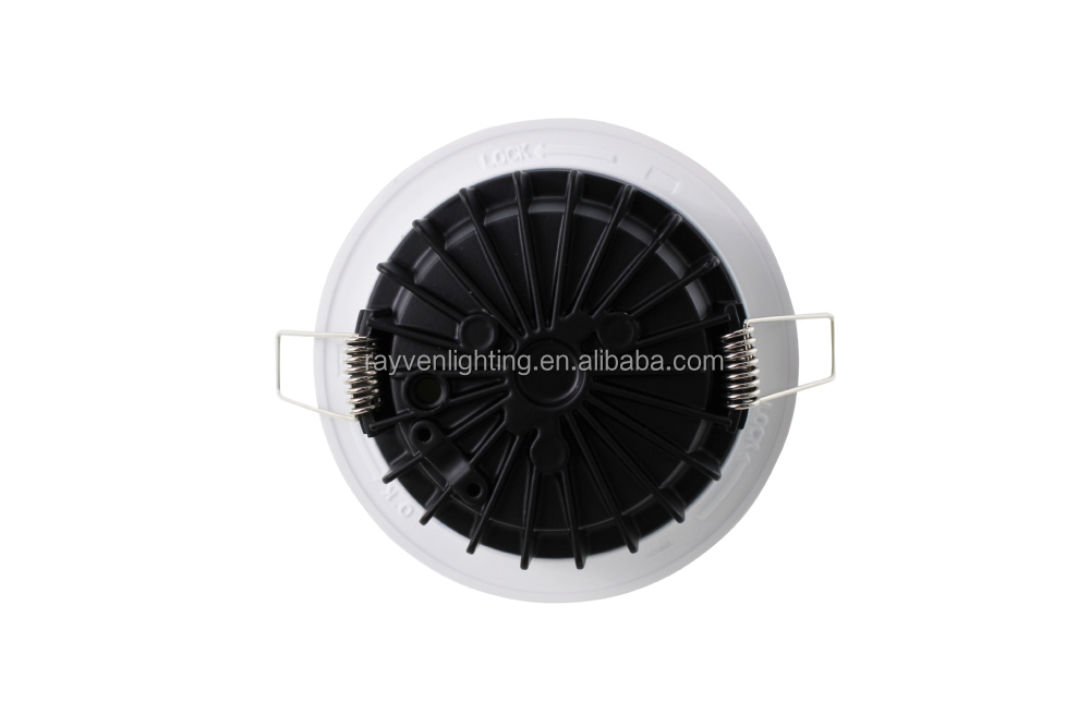 90mm Cutout Recessed Down Lighting 10W LED Ceiling Down Light