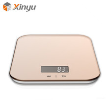 Xinyu Glass Digital Multifunction Electronic Kitchen Meat and Food Scale