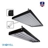 Hydroponics Grow Supplier SINOWELL Quality First t5 fluorescent lamp reflector