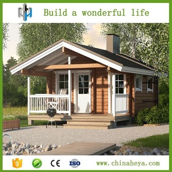 Simple Short Finish Time Shower Cabin Prefab House Design In Nepal