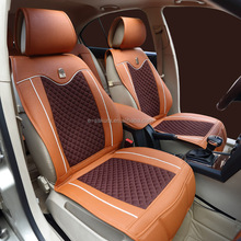Latest Fashion Car Seat Covers Leather Car Seat Covers for Honda Odyssey