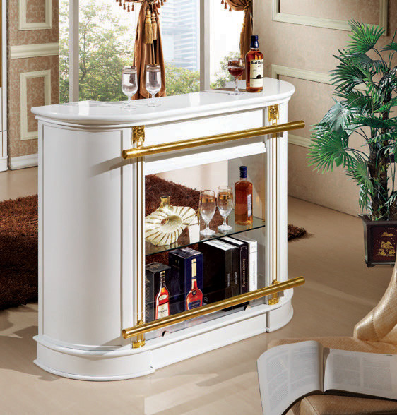 Made In China Wine Dispaly Furniture Luxury Home Bar Corner Curio Cabinet  Rent To Own