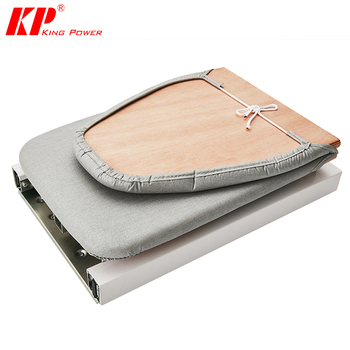 1135-Y5 Factory supply adjustable foldable drawer built-in rotary ironing board