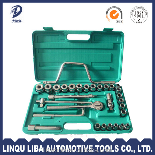High Quality China Hand Tools Car Repair Accessories 32pc Craftsman Tools set