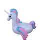 China Special Inflatable Sweet Candy Unicorn float toys for Water Recreation