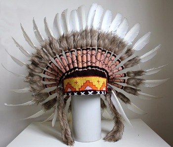 2017 new design indian feather headdress for sale buy indian