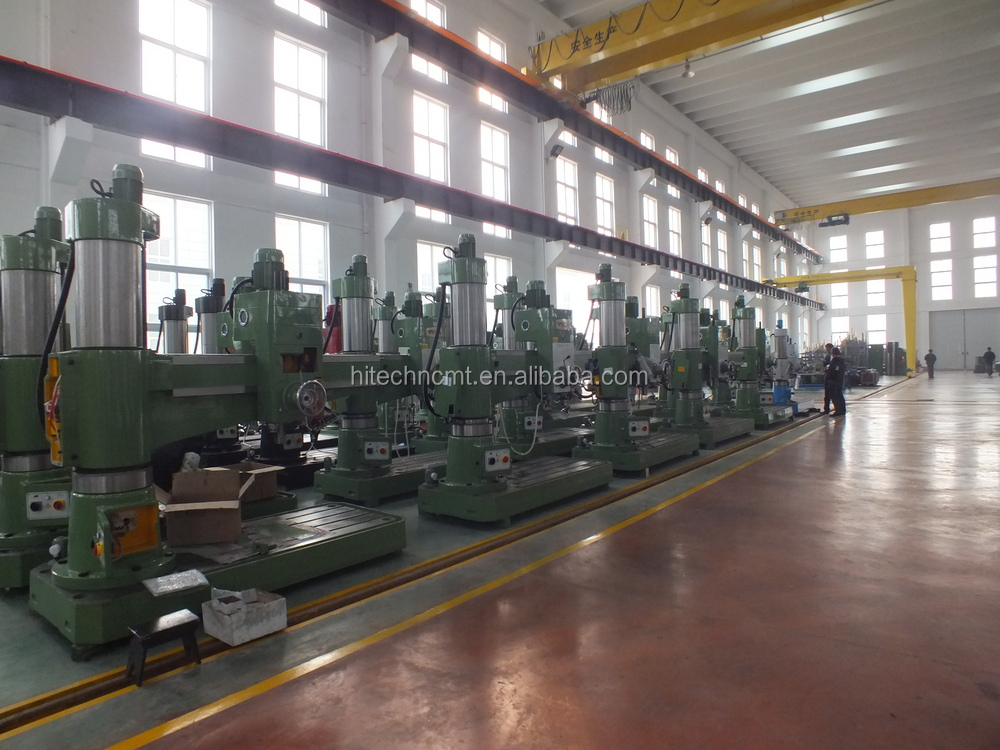 Z3032 China Radiale Boormachine voor Metalen Verwerking Universele Driller Machine