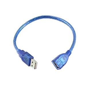 Extension Cable - TOOGOO(R) Short USB 2.0 A Female to Male Extension Cable