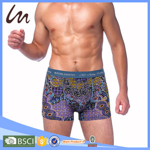 Top Sale Good Quality Man Underwear Sexy Fashion Boxers