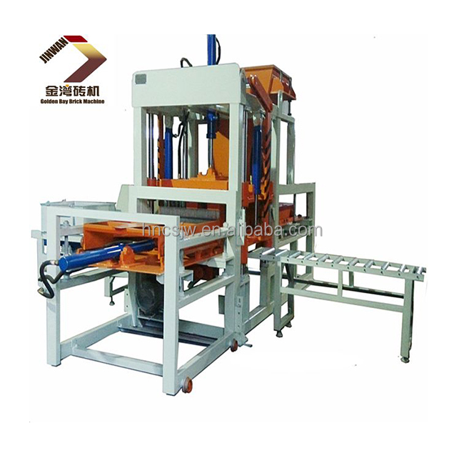 importer of chinese products brick/block machine, solidmated solid brick machine, interlocking paver machine