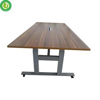 Adjustable Height Stand Up Desk Commercial Workstation Adjustable