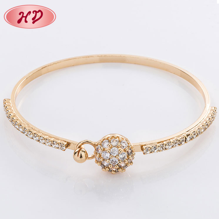 New Design Fancy Fashion Fake Gold Bracelet Gold Hand Chain ...