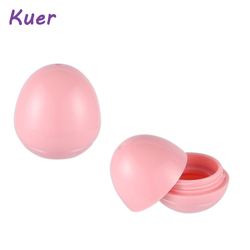 Special Egg Shaped Skin Cream Eyeshadow Box Container