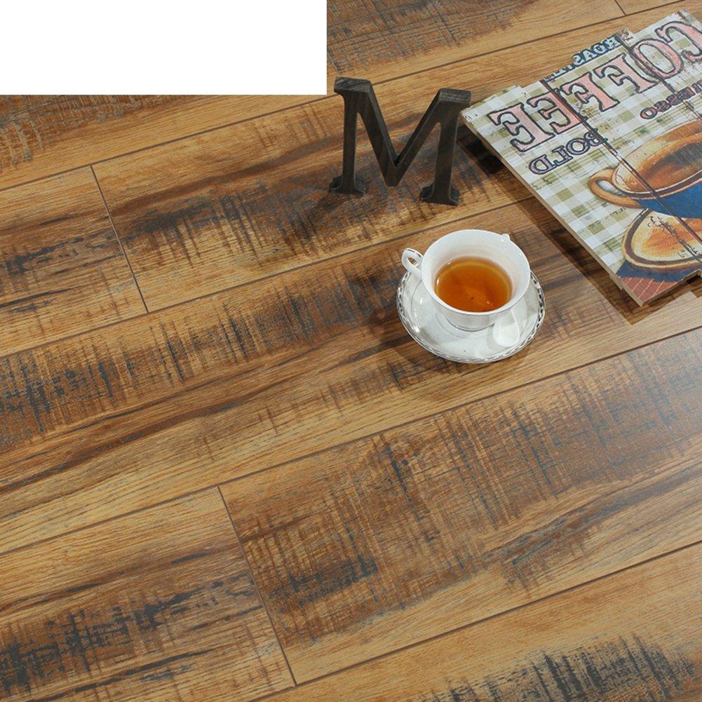 Floor/[northern europe],[retro],[waterproof],laminated wood flooring/diy wood flooring-A