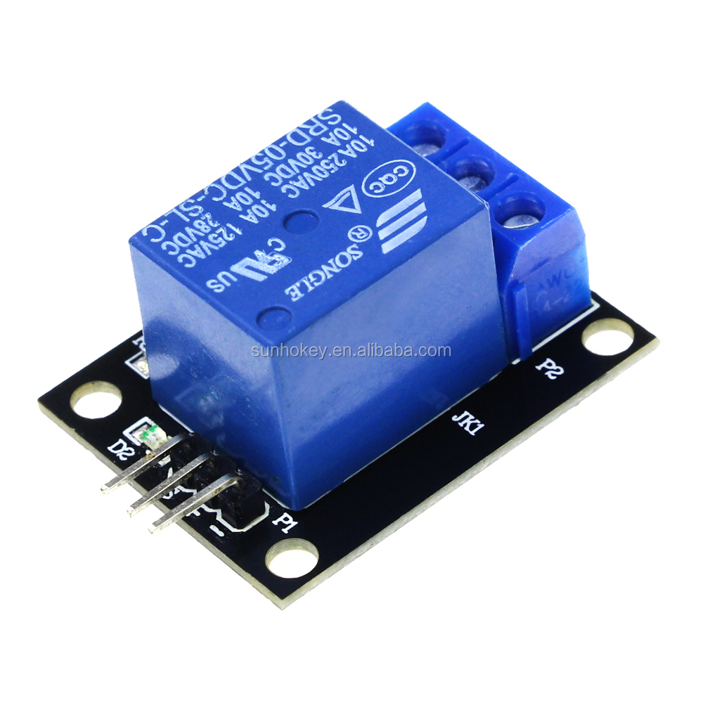 Ky-019 5v One 1 Channel Relay Module Board Shield For Pic Avr Dsp Arm For  Arduino Relay - Buy One 1 Channel Relay Module,One 1 Channel Relay Module