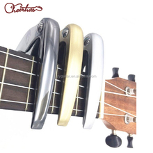 Cheerhas Metal 아연 합금 민속 acoustic bass factory price Guitar <span class=keywords><strong>카포</strong></span> 와 custom logo