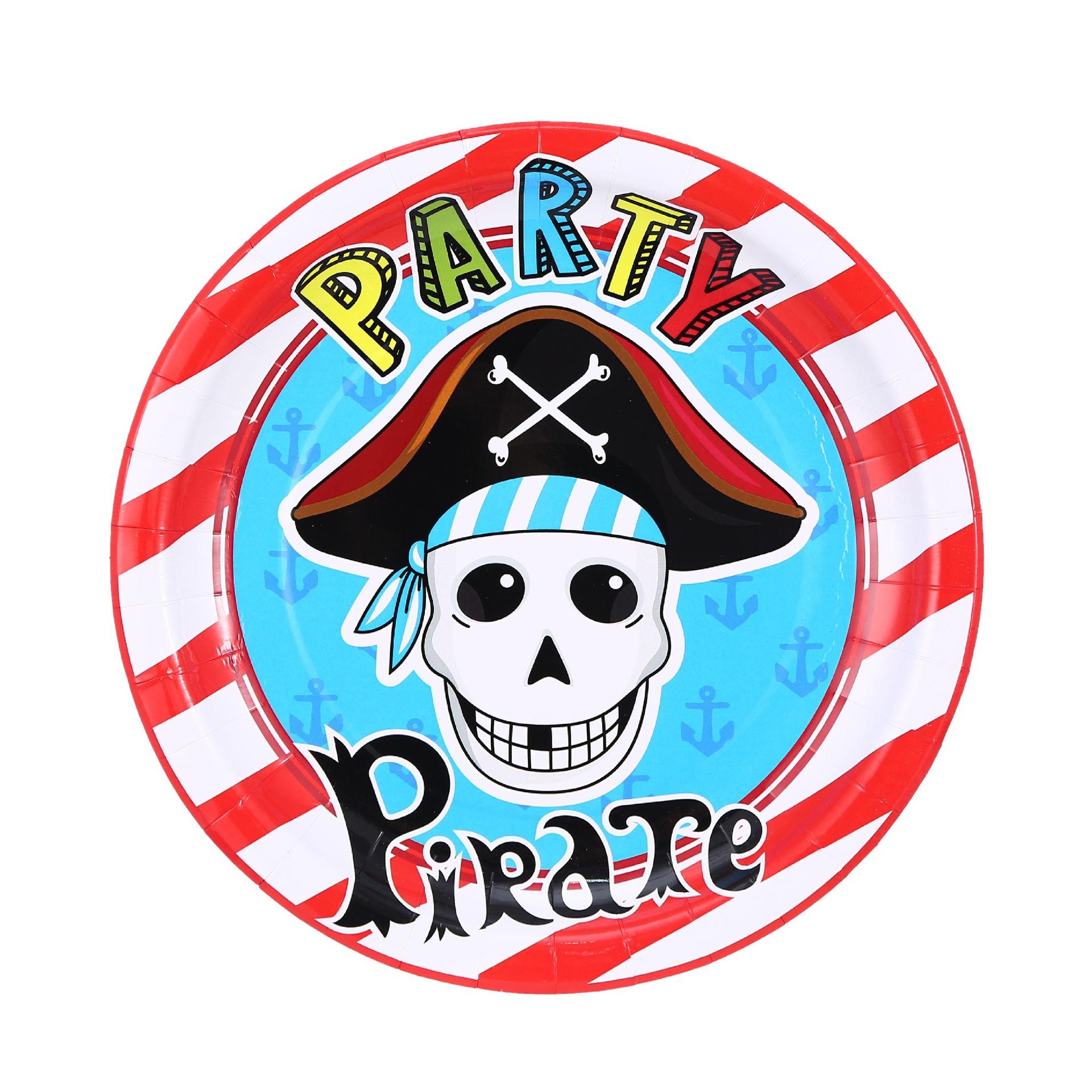 постер на пиратскую вечеринку один самых больших
