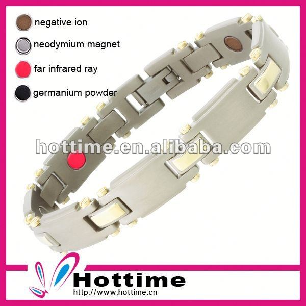 germanium band and bracelet