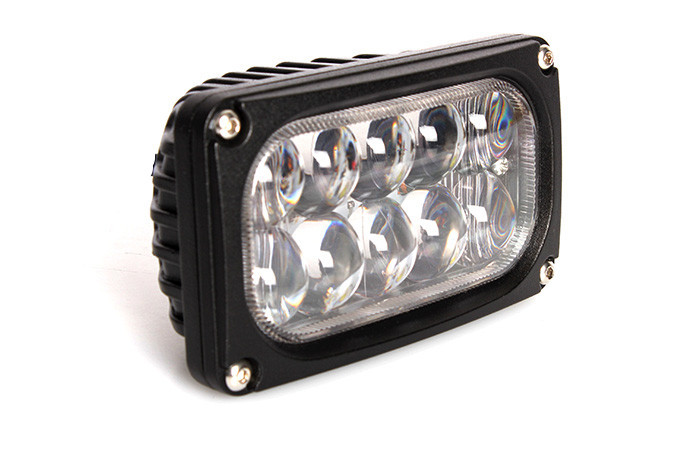 Square led light bar30w led driving light barfish eye lens spot square led light bar30w led driving light bar fish eye lens spot light aloadofball Images