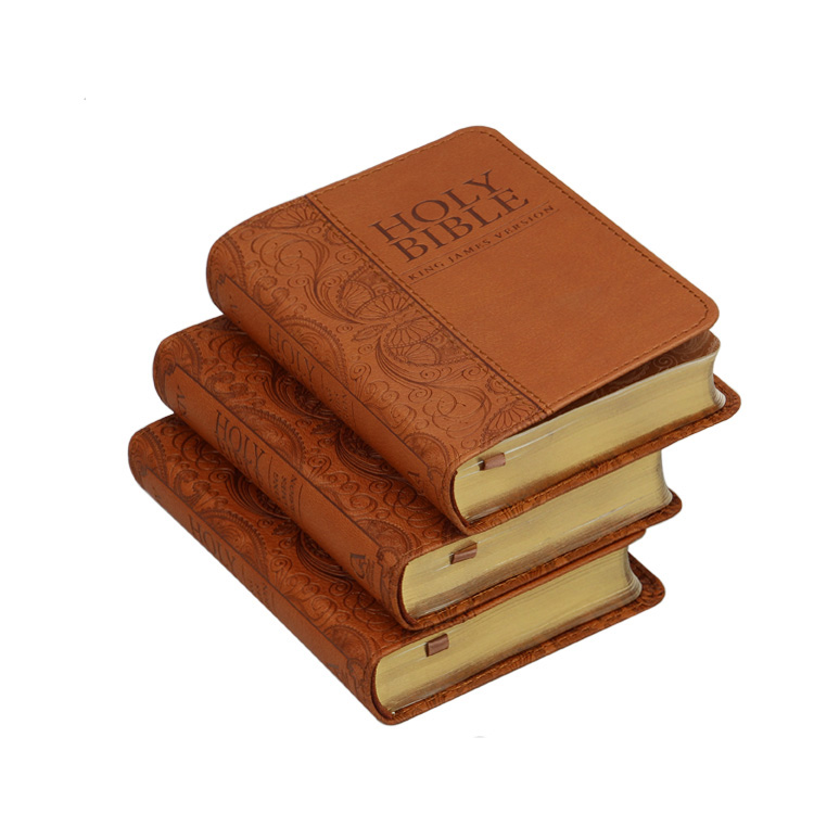 Mini Pocket Holy Fabric Bible In Bulk