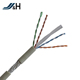 Made In China Al-foil Braid sftp cat6 cable outerdoor cat6 lan cable
