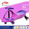 China Manufacturer Top Quality Children's Favourite Plastic Toy Ride On Swing Car/Child swing car/Four Wheels Swing Car for Baby