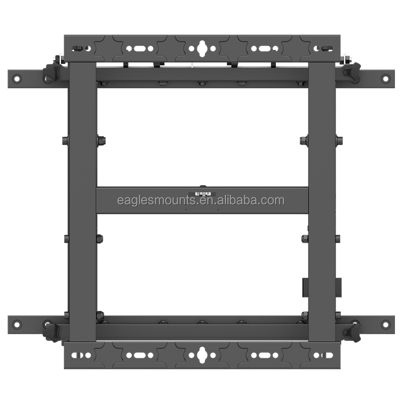 Push Out Seamless Video Wall Mount With VESA 600 X 400 mm