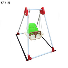 toddler indoor plastic swing set for kids