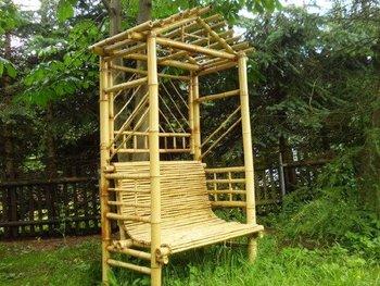 Bamboo Gazebo Bambus Rosenbogen Greenback Bank Buy Bamboo Gazebo