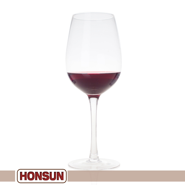 Can be designed and produced Gold supplier HONSUN offering best glass for red wine