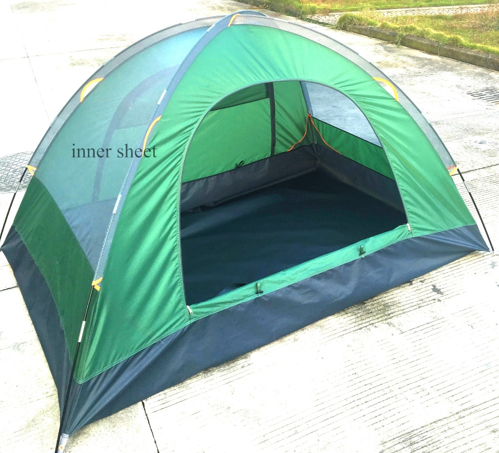 Hot sale big space floding outdoor camping family tent
