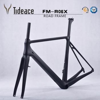 Tideace Oem Carbon Road Bike Frames X Brake Bike Carbon Frame Bb86 ...