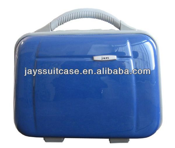 2014 New Design ABS Aluminum Cosmetic Case