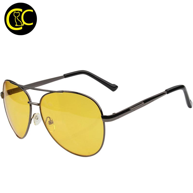 Marca Nova HQ de Visão Noturna de Condução Óculos De Sol Anti Visão Brilho  Segurança do ca3ce96def