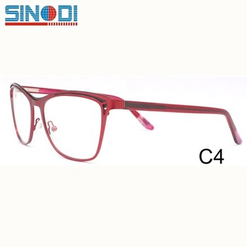 79ac7fef3cf European types of spectacles eyeglass frame full rim optical frame made in  china