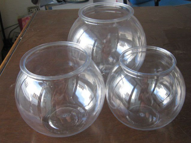 product detail clear round aquarium fish tank