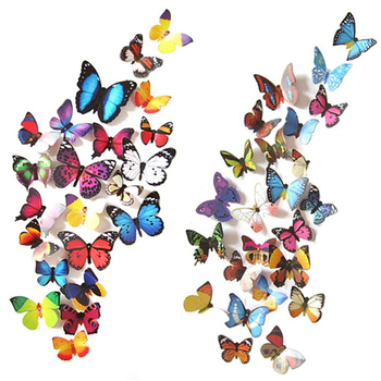 graphic about Papilio Printable Vinyl referred to as Cina Pemasok Harga Murah Hologram 3d Butterfly Wall Sticker Printing,Sticker - Order Stiker,Stiker Dinding,Stiker Printing Products upon
