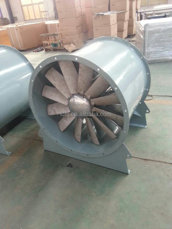 BADT explosion-proof axial fan