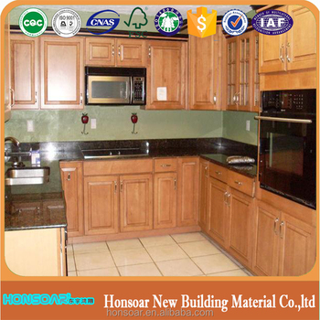 Kashmiri Melamine Laminate Covered Mdf Panel Kitchen Cabinet Buy