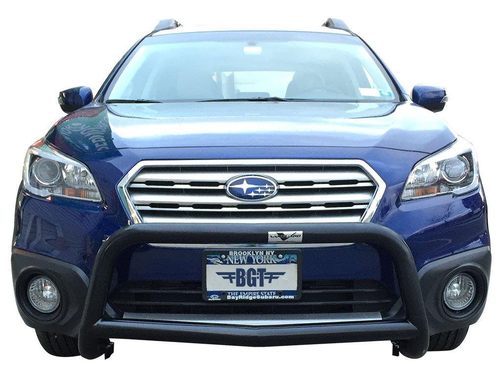 VANGUARD Off Road VGUBG-1184-1157BK For Subaru Outback 2014-2017 Bumper Guard Black Sport Bar