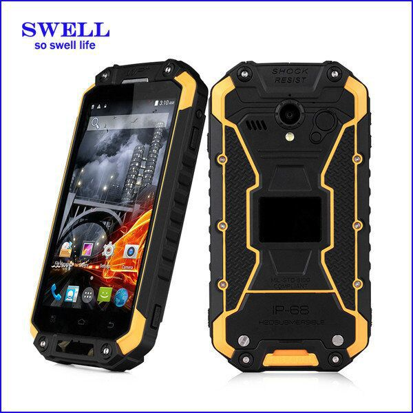 Rugged Smartphone Waterproof Shockproof