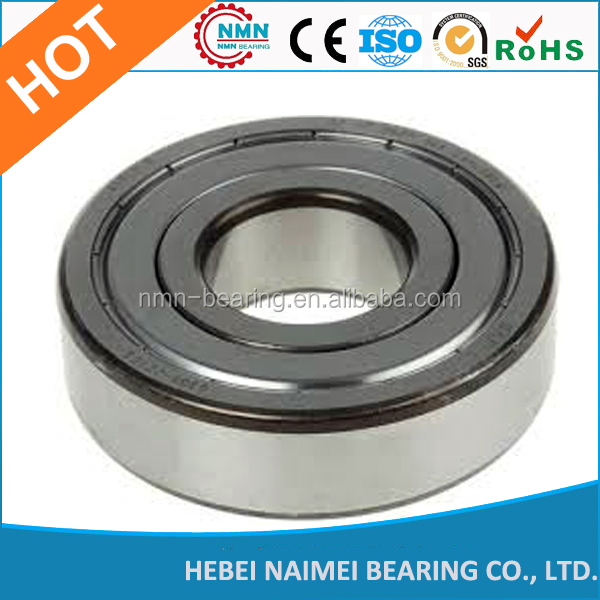 China deep groove ball bearing 6306 6307 6308 6309 6310 ZZ 2RS C3 for making machine