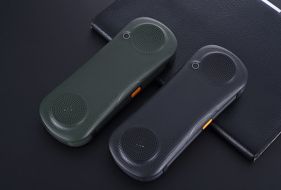 SERVO K8 Portable Bluetooth Speaker Singing phone Power Bank Flashlight GPRS mobile phones