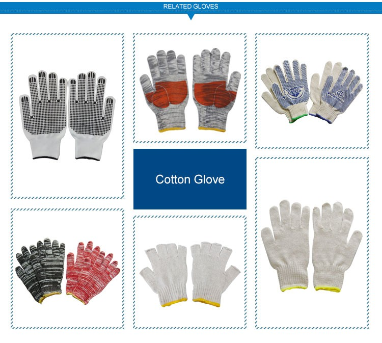 Wholesale Non Disposable Hand Cotton Glove Knitting Machine