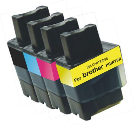 Compatible Ink Cartridge For Brother