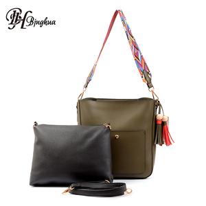 e944ecb09f69 Elegance Carteras Custom Design 2018 New Style Fashion Bucket Bags High  Quality PU Leather Ladies Handbags
