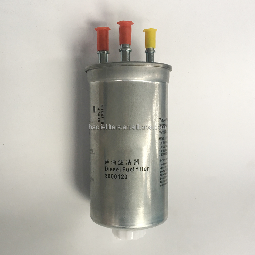 Good Quality Diesel Inline Fuel Filter For Ford 3000120 - Buy Fuel Filter  For Ford,3000120,Jmc Tisun Filter Product on Alibaba.com
