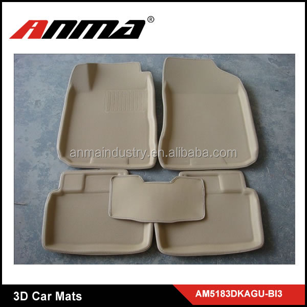 All Weather High quality car trunk mat